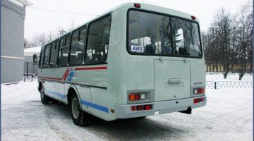 Автобус двухдверный ПАЗ – 4234, 40 мест