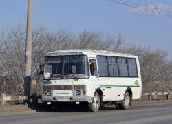 Автобус однодверный ПАЗ – 3205R, 24 места