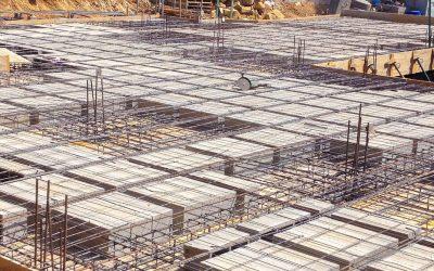 Монтаж сборных бетонных и железобетонных монолитных конструкций