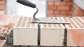 Работы по устройству каменных конструкций