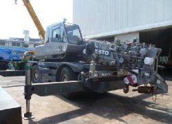 Самоходный кран КАТО KR-22Н-II, г/п 22 тн, Lстр=28,0м