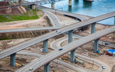 Устройство мостов, эстакад и путепроводов