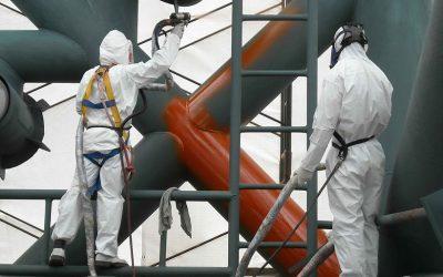 Защита строительных конструкций, трубопроводов и оборудования